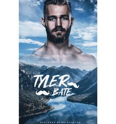 Tyler Bate - Bate The Great by Brightstar2003