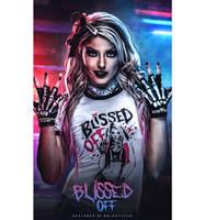 Alexa Bliss - Blissed Off by Brightstar2003