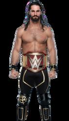 Seth Rollins Universal Champion Render by Brightstar2003
