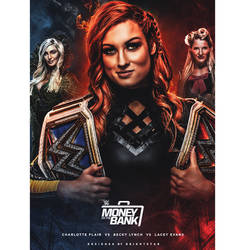 Becky x Lacey x Charlotte | MITB