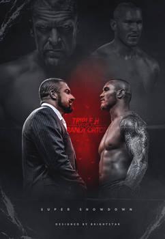 Orton x Triple H - Super Showdown
