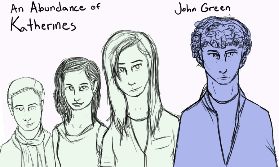 An Abundance Of Katherines Characters An Abundance of Katherines by