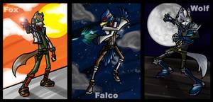 SSB: Star Fox Adventures