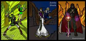 SBB: Legend of Zelda Heros
