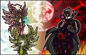 Digimon: Allied Antitheses by Kiarou