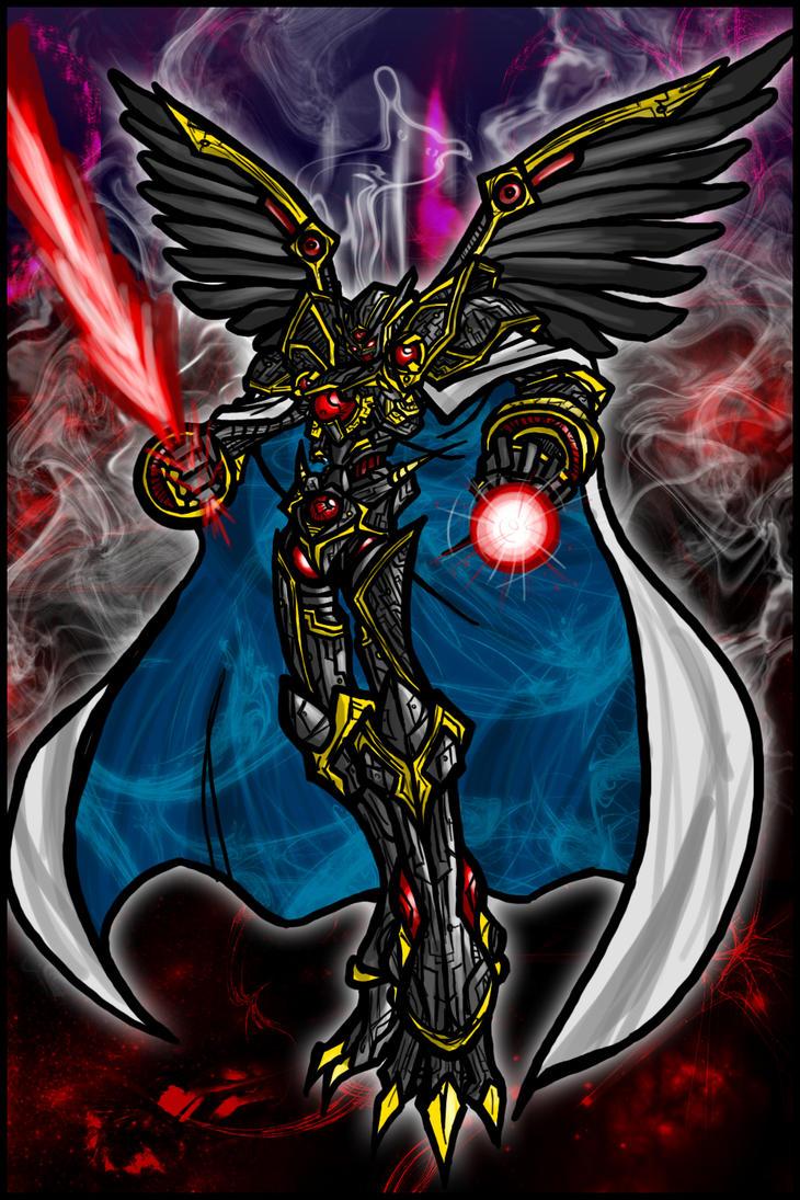 Alphamon: The First Knight by Kiarou on DeviantArt
