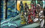 Power Rangers: The Guardians