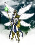 Angemon: The Garbed Light