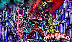 The Power Ranger: Protectors of Earth