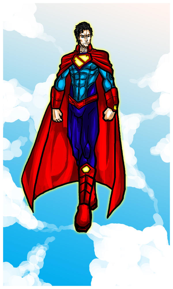 Superman: The Last Son of Krypton by Kiarou