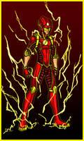 The Flash: The Crimson Comet