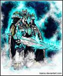 Commission: AncientGarurumon