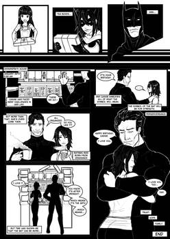 Cassandra Cain: A Better Tommorrow Page 5