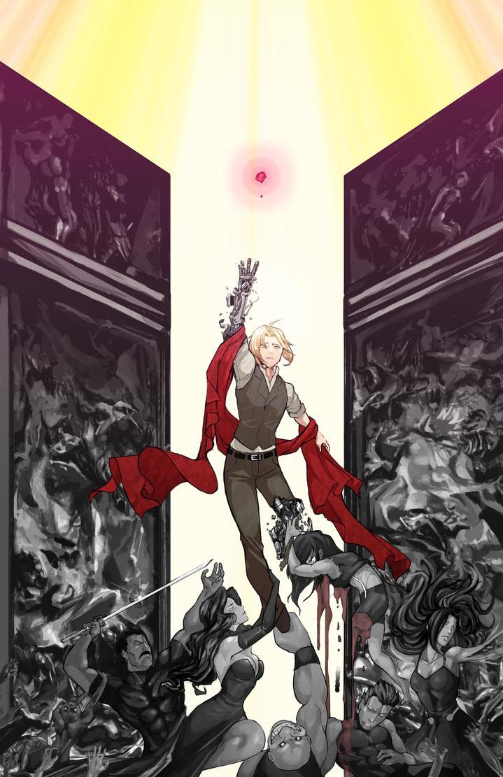 Fullmetal Alchemist (2003): What We Leave Behind by Kiarou ...