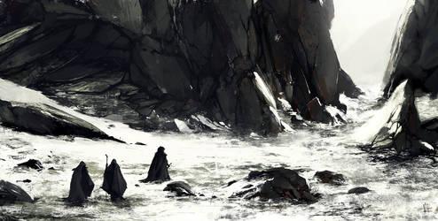 The Passage by amirzand