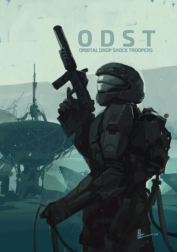 ODST by amirzand