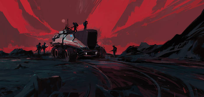Martians / Tutorial