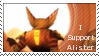 Alister Stamp by Wolfzen