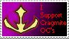 Cragmite OC Support by Wolfzen