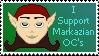 Markazian OC Support by Wolfzen