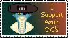 Azuri OC Support by Wolfzen