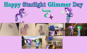Rizo2612 Studios' Happy Starlight Glimmer Day by Rizo2612Studios