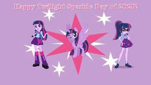 Happy Twilight Sparkle Day 2020!