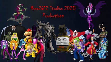 Halloween 2020 Rlm Intro Crossovers on SuperSonic Fan Zone   DeviantArt