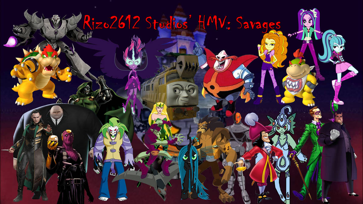 Rizo2612 Studios' HMV: Savages