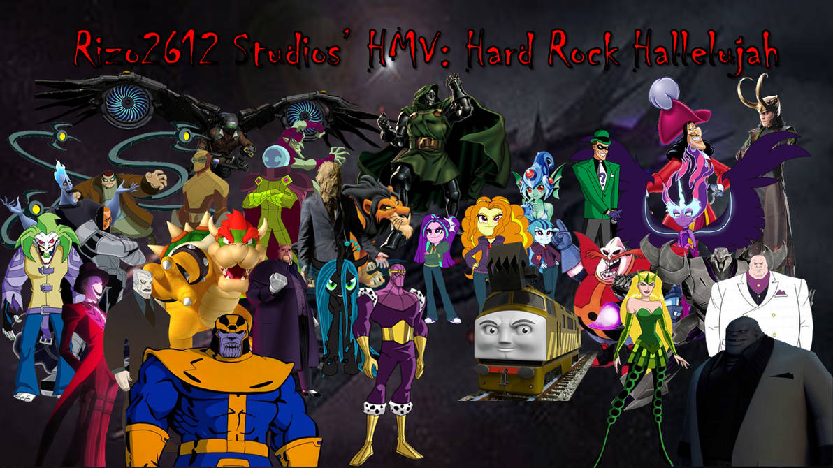 Rizo2612 Studios' HMV: Hard Rock Hallelujah