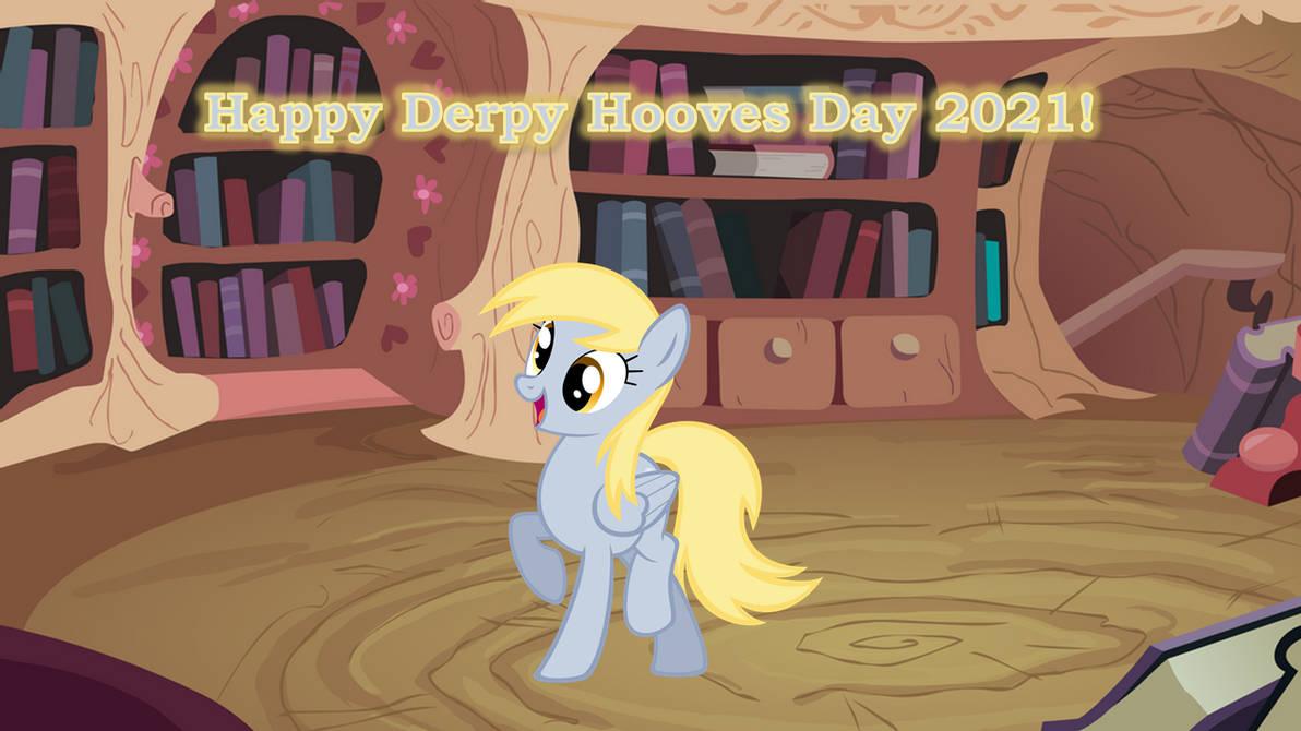 Happy Derpy Day 2021!
