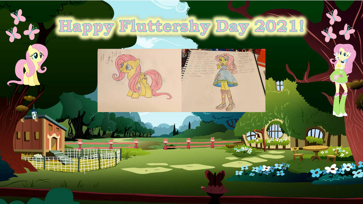 Happy Fluttershy Day 2021!