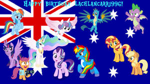 Happy Birthday lachlancarr1996!
