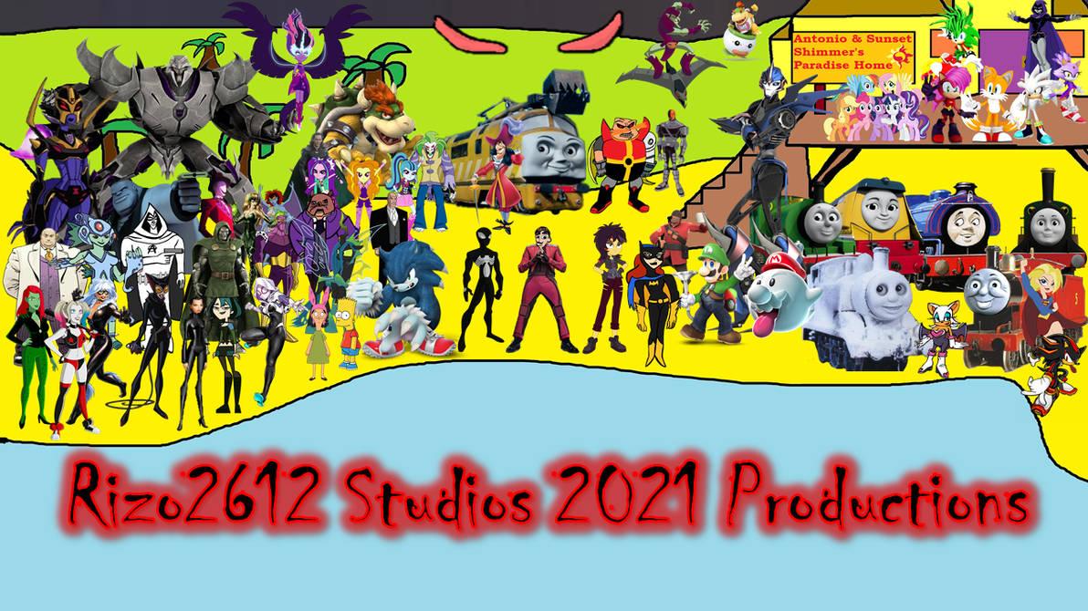 Rizo2612's Halloween 2021 Intro announcement