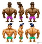 beach muscle
