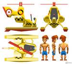 beach chopper