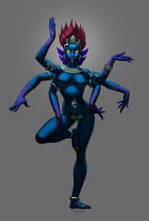 Kali Pleasure by danmalone
