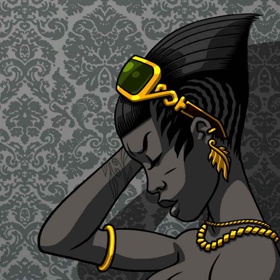 BlackandGold detail_02