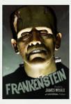 frankenstein digital painting