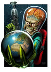 mars attacks cover for idw