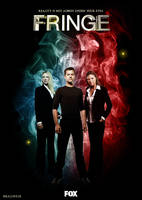 Fringe Promo Poster season 3 by KaliWeir