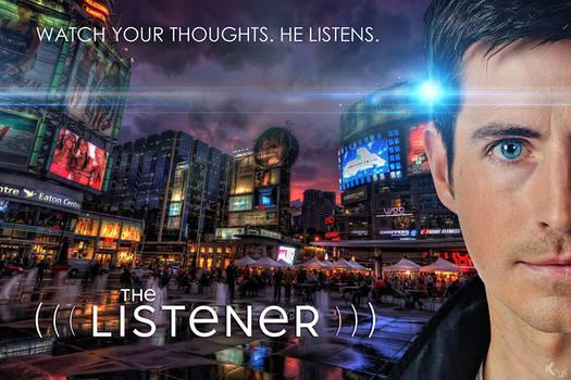 The Listener Poster