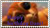 Happy Birthday Dani! by Chickirox