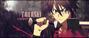 Takashi by phideki