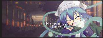 Happiness by phideki