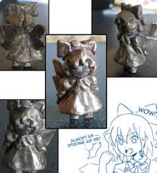 Little Metal Fairy by lisu-c