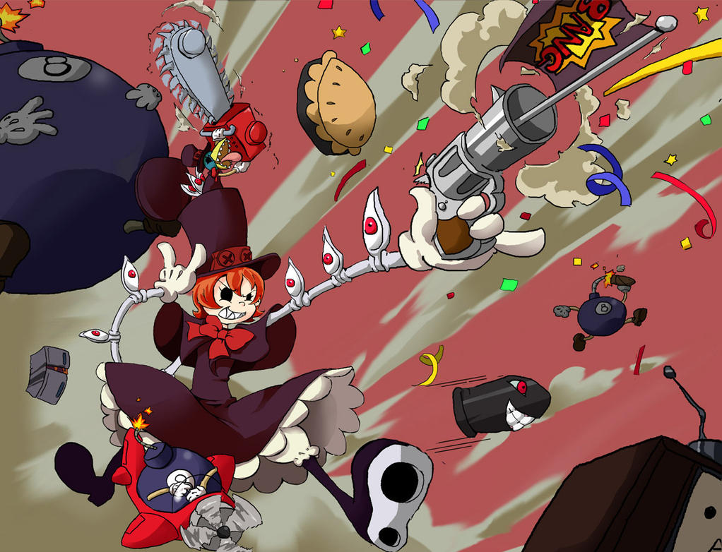 Skullgirls 2d Fighting Game Announced For Xbla Psn Neogaf