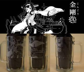 Kantai Collection: Kongou Beer Mug