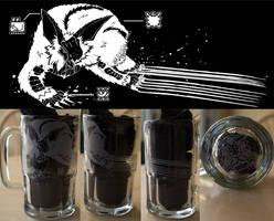 Commission: Monster Hunter Lagombi Mug