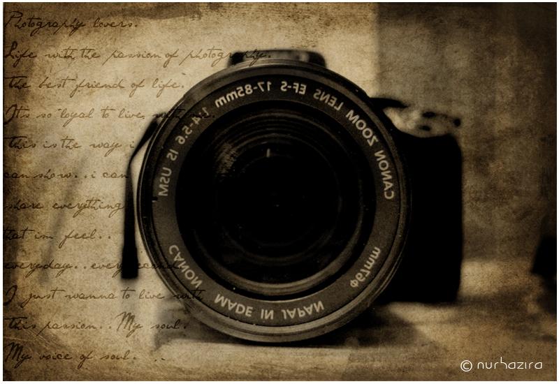 Camera Lover's by azrinkami